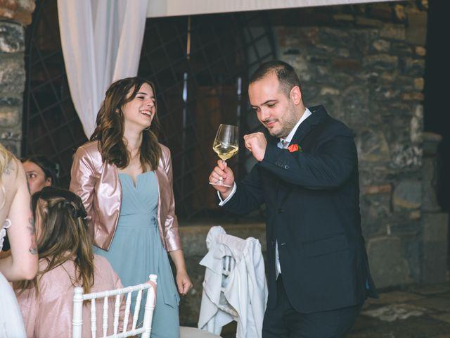 Il matrimonio di Riccardo e Melissa a Novedrate, Como 322