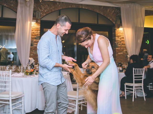 Il matrimonio di Riccardo e Melissa a Novedrate, Como 323