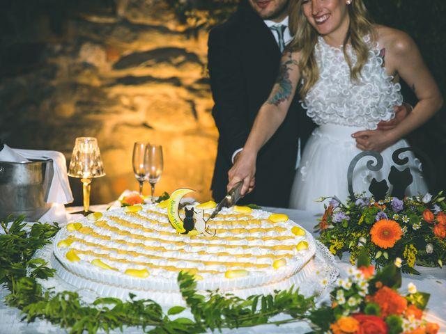 Il matrimonio di Riccardo e Melissa a Novedrate, Como 329