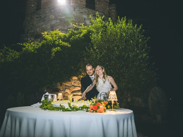 Il matrimonio di Riccardo e Melissa a Novedrate, Como 330