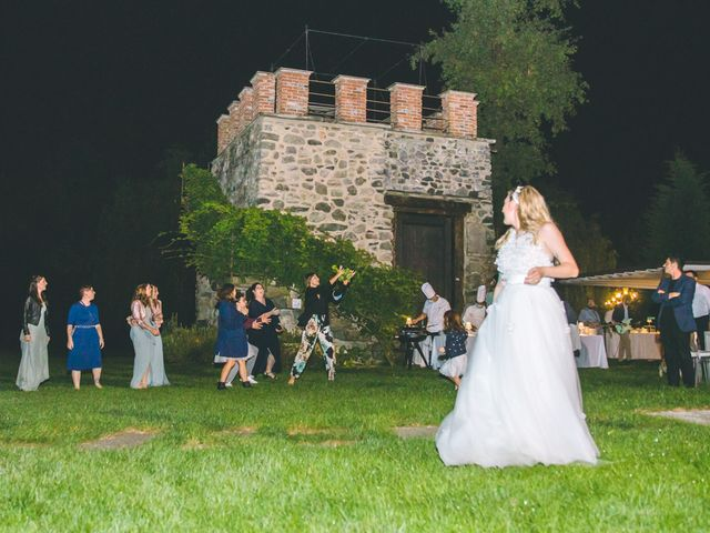 Il matrimonio di Riccardo e Melissa a Novedrate, Como 339