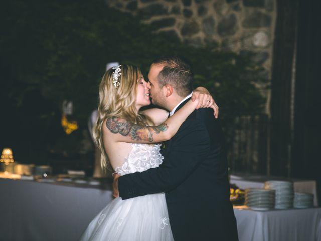 Il matrimonio di Riccardo e Melissa a Novedrate, Como 343