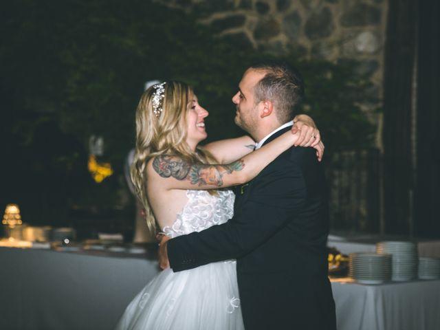 Il matrimonio di Riccardo e Melissa a Novedrate, Como 344