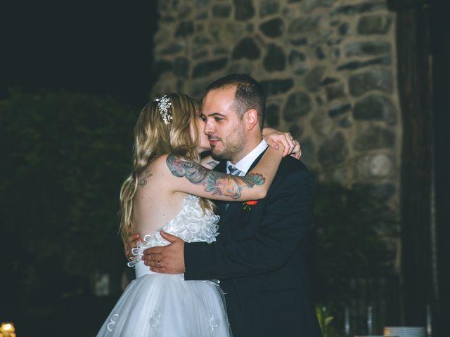 Il matrimonio di Riccardo e Melissa a Novedrate, Como 345