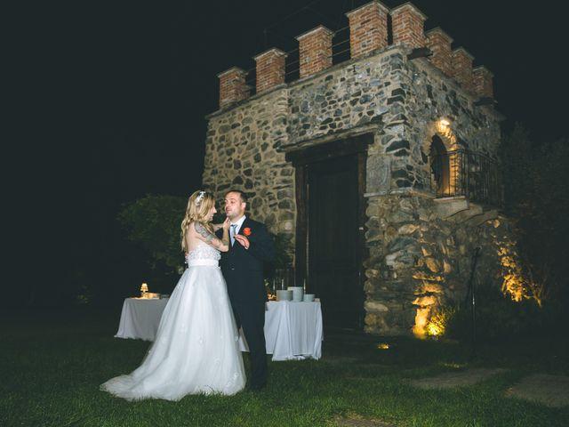 Il matrimonio di Riccardo e Melissa a Novedrate, Como 346