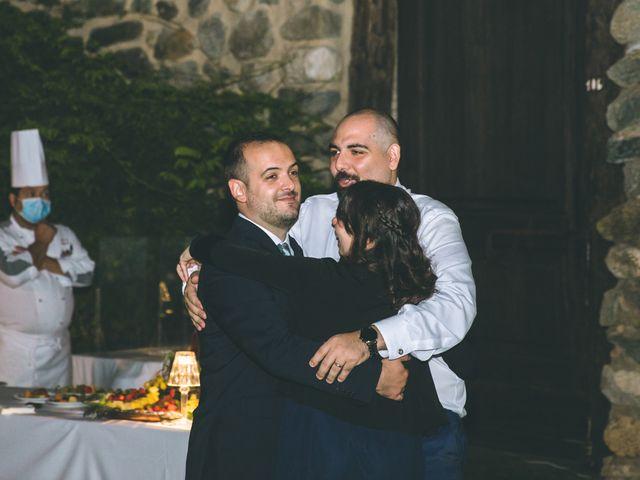 Il matrimonio di Riccardo e Melissa a Novedrate, Como 348