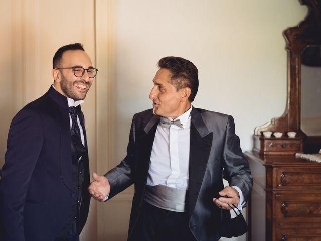 Il matrimonio di Marco e Vanessa a Porto Mantovano, Mantova 8