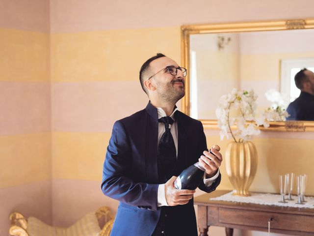 Il matrimonio di Marco e Vanessa a Porto Mantovano, Mantova 10