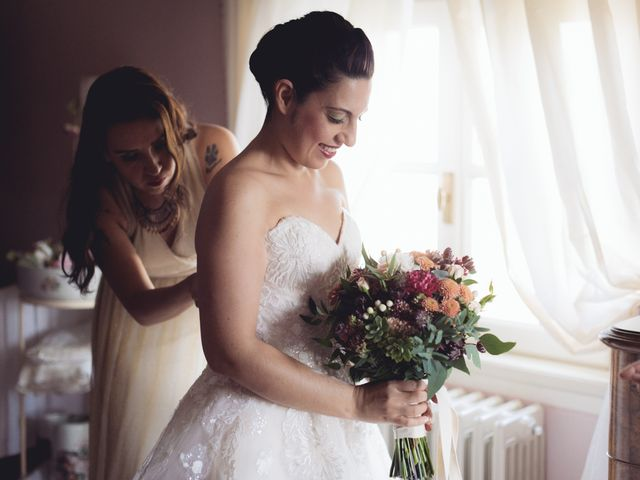 Il matrimonio di Marco e Vanessa a Porto Mantovano, Mantova 14