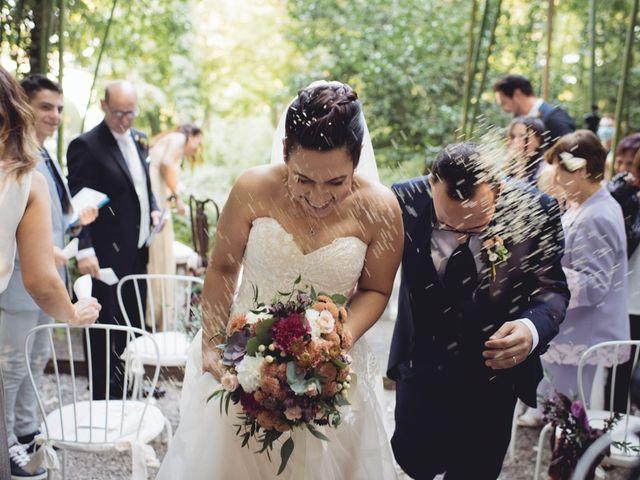 Il matrimonio di Marco e Vanessa a Porto Mantovano, Mantova 25