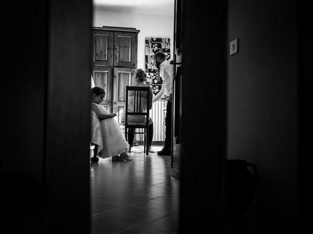 Il matrimonio di Emanuela e Davide a Roma, Roma 1
