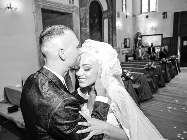 Il matrimonio di Jessica e Daniele a Roma, Roma 10