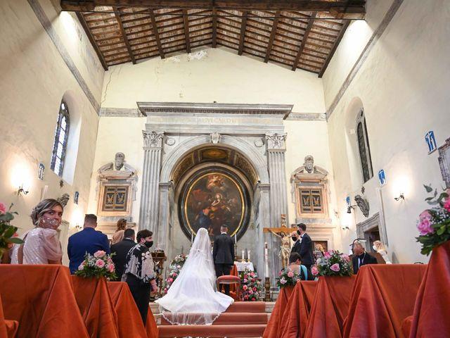 Il matrimonio di Jessica e Daniele a Roma, Roma 11