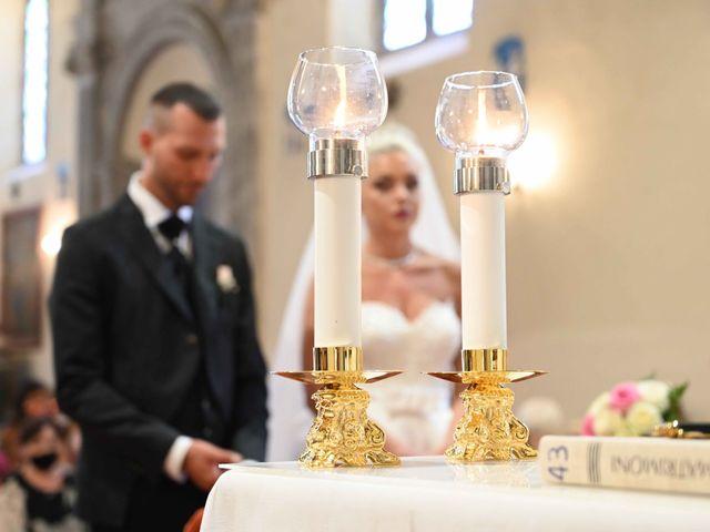 Il matrimonio di Jessica e Daniele a Roma, Roma 12
