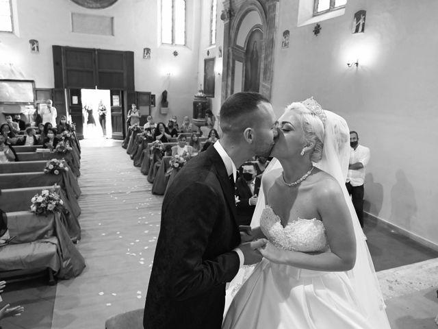 Il matrimonio di Jessica e Daniele a Roma, Roma 13