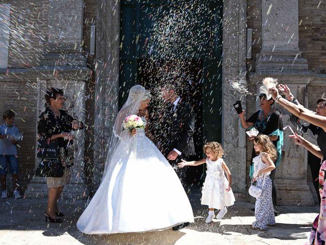 Il matrimonio di Jessica e Daniele a Roma, Roma 14