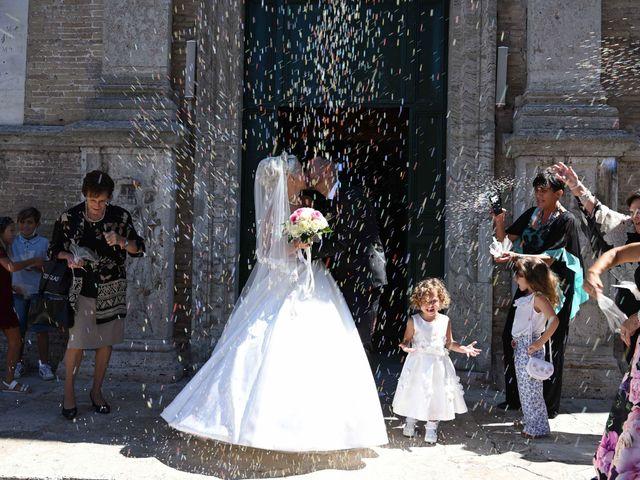 Il matrimonio di Jessica e Daniele a Roma, Roma 15