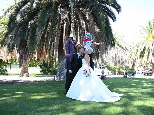 Il matrimonio di Jessica e Daniele a Roma, Roma 17