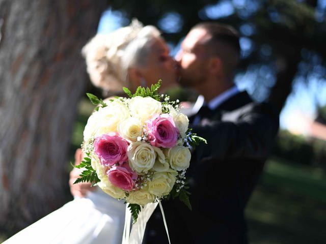 Il matrimonio di Jessica e Daniele a Roma, Roma 42