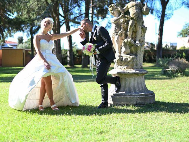 Il matrimonio di Jessica e Daniele a Roma, Roma 44