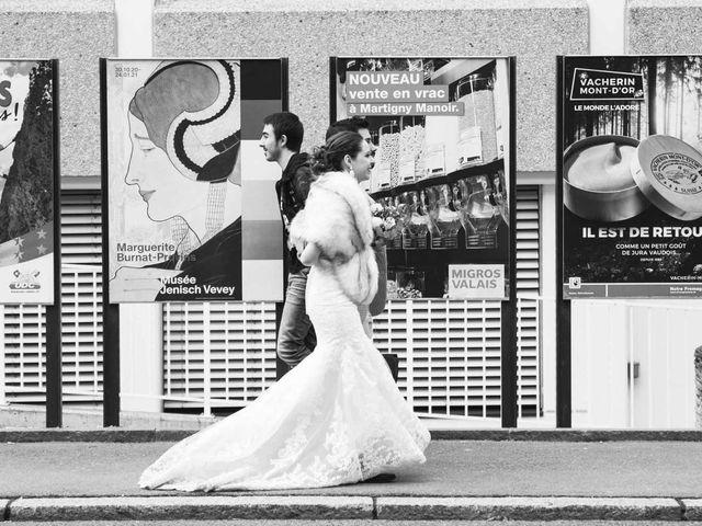 Il matrimonio di Lucien e Nadia a Aosta, Aosta 28