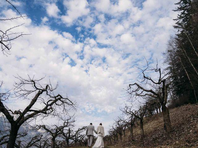 Il matrimonio di Lucien e Nadia a Aosta, Aosta 29