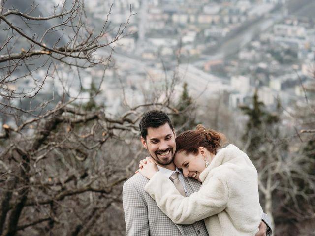 Il matrimonio di Lucien e Nadia a Aosta, Aosta 10