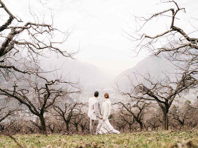 Il matrimonio di Lucien e Nadia a Aosta, Aosta 11