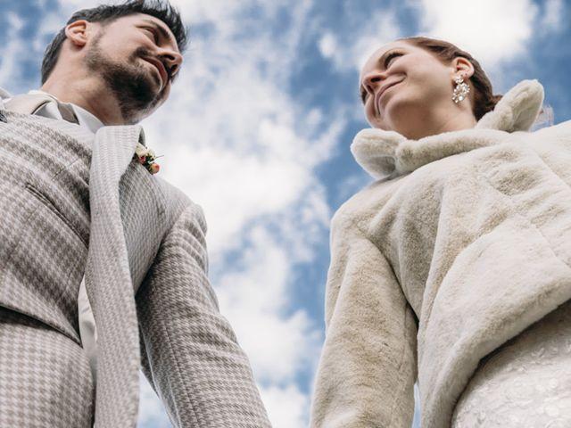 Il matrimonio di Lucien e Nadia a Aosta, Aosta 34