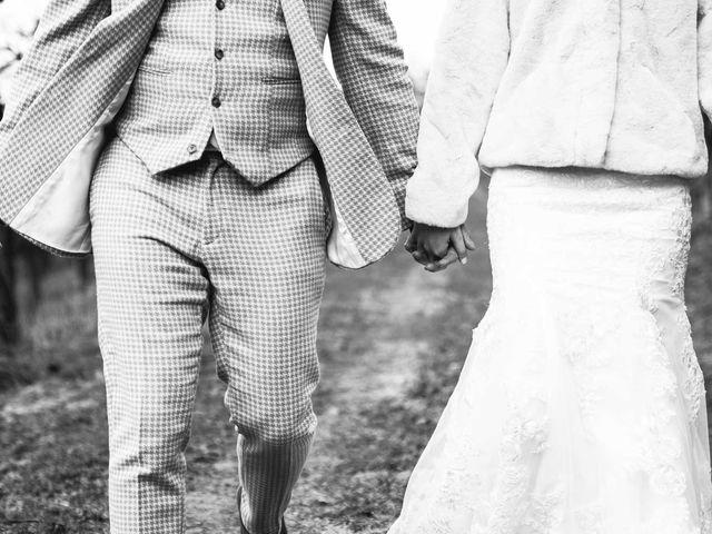 Il matrimonio di Lucien e Nadia a Aosta, Aosta 35