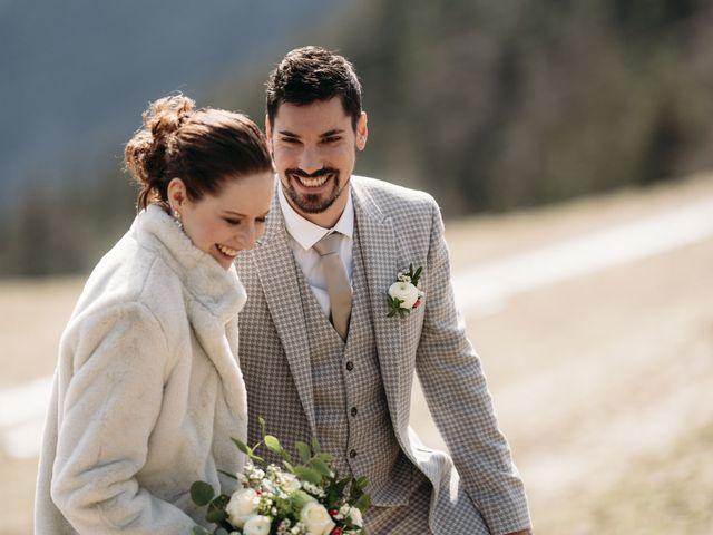 Il matrimonio di Lucien e Nadia a Aosta, Aosta 45