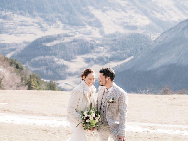 Il matrimonio di Lucien e Nadia a Aosta, Aosta 46