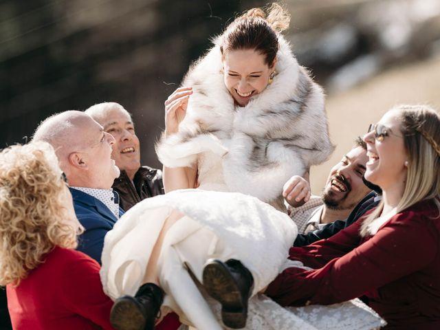 Il matrimonio di Lucien e Nadia a Aosta, Aosta 50