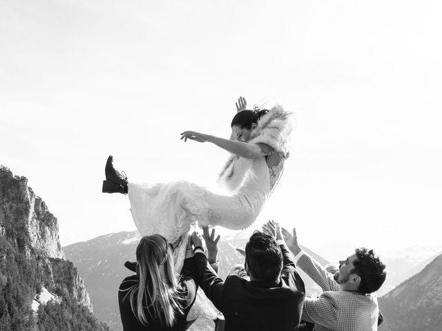 Il matrimonio di Lucien e Nadia a Aosta, Aosta 51