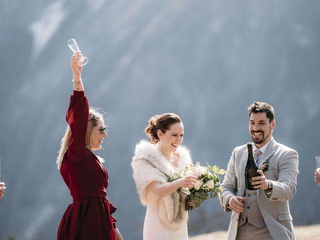 Il matrimonio di Lucien e Nadia a Aosta, Aosta 52