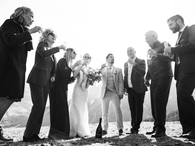 Il matrimonio di Lucien e Nadia a Aosta, Aosta 53
