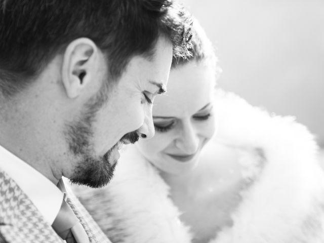 Il matrimonio di Lucien e Nadia a Aosta, Aosta 54
