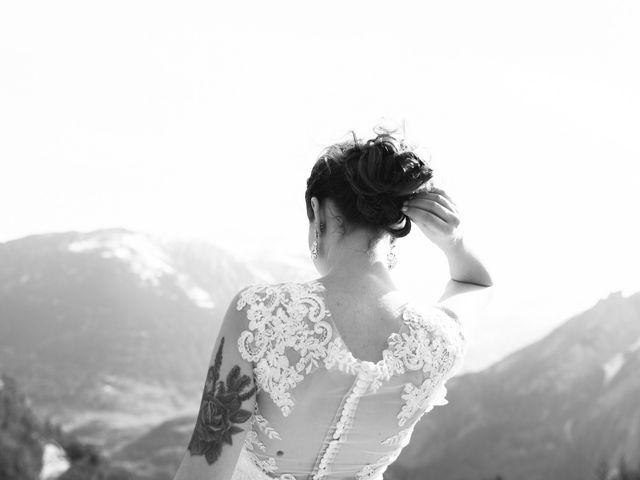 Il matrimonio di Lucien e Nadia a Aosta, Aosta 56