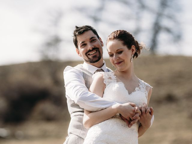 Il matrimonio di Lucien e Nadia a Aosta, Aosta 59