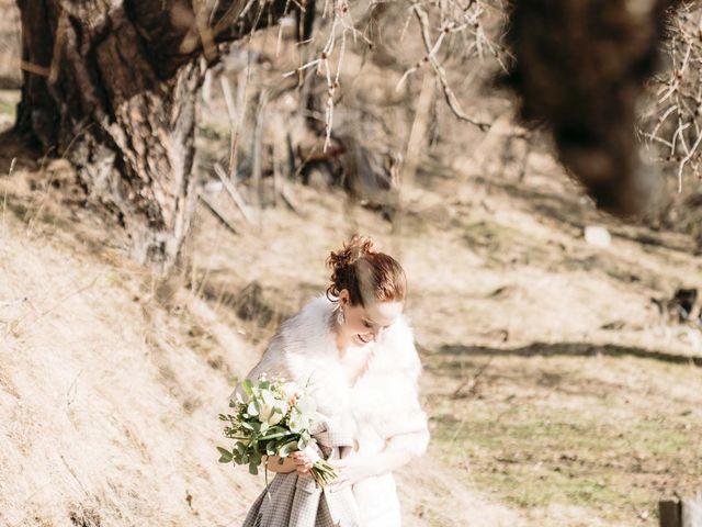 Il matrimonio di Lucien e Nadia a Aosta, Aosta 61