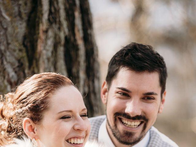 Il matrimonio di Lucien e Nadia a Aosta, Aosta 62