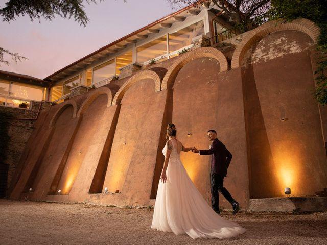 Il matrimonio di Valerio e Simona a Frascati, Roma 3