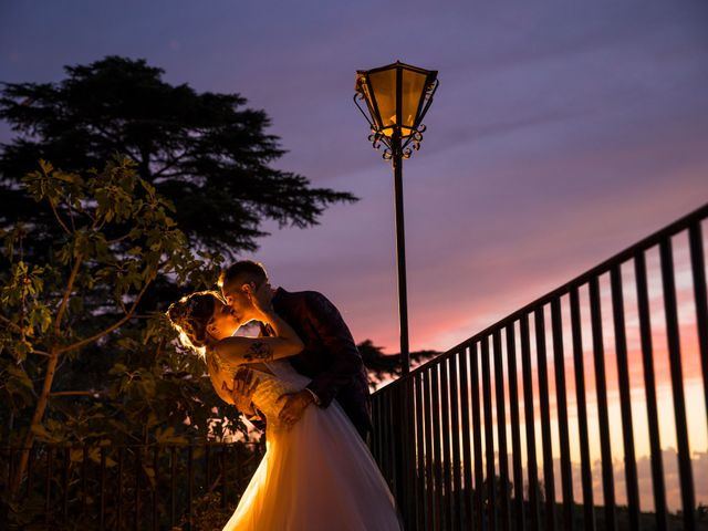 Il matrimonio di Valerio e Simona a Frascati, Roma 7