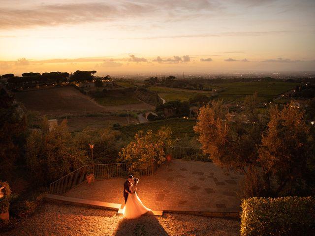Il matrimonio di Valerio e Simona a Frascati, Roma 8