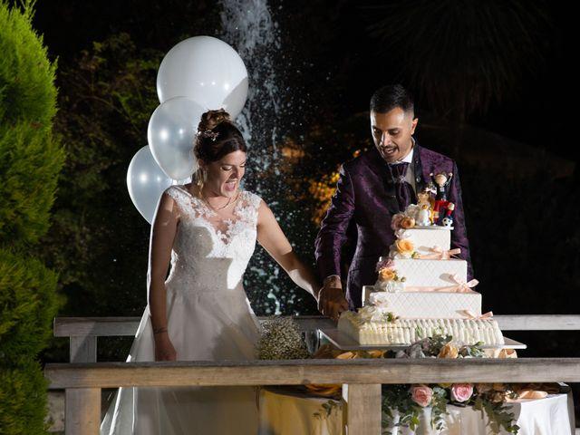 Il matrimonio di Valerio e Simona a Frascati, Roma 15