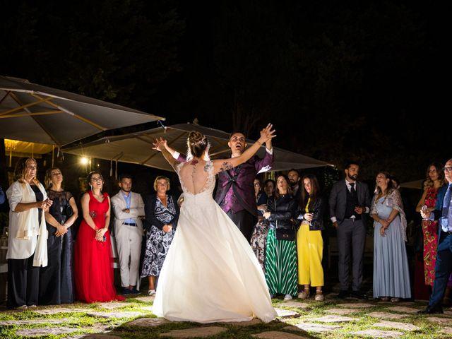 Il matrimonio di Valerio e Simona a Frascati, Roma 20