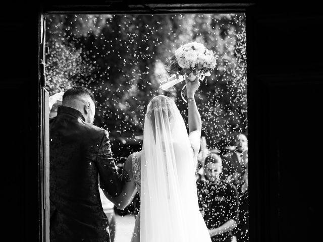 Il matrimonio di Valerio e Simona a Frascati, Roma 22