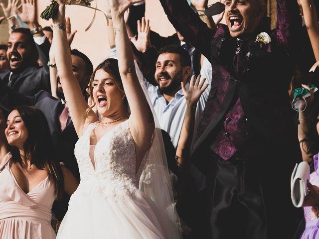 Il matrimonio di Valerio e Simona a Frascati, Roma 23