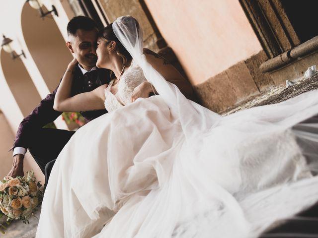 Il matrimonio di Valerio e Simona a Frascati, Roma 25