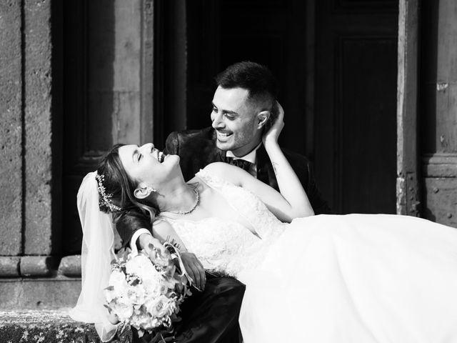 Il matrimonio di Valerio e Simona a Frascati, Roma 26